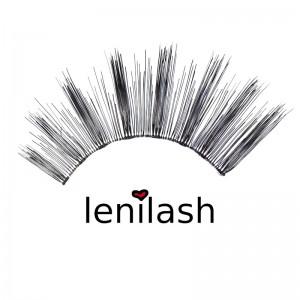 lenilash - Falsche Wimpern - Echthaar - 150
