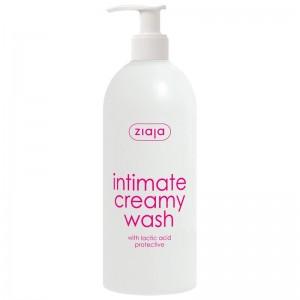 Ziaja - Körperpflege - Intimate Creamy Wash Lactic Acid
