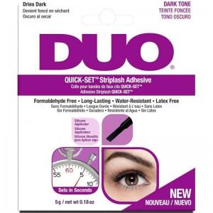 DUO - Wimpernkleber - Duo Striplash Adhesive - Quick-Set - Dark