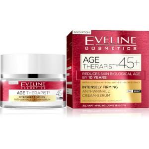 Eveline Cosmetics - Gesichtspflege - Age Therapist Tages- und Nachtpflege 45+