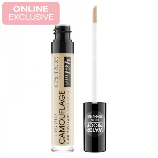 Catrice - online exclusives - Liquid Camouflage High Coverage Concealer 032