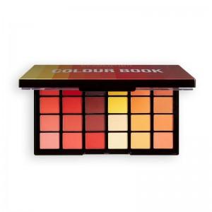 Revolution - Lidschattenpalette - Colour Book Shadow Palette - CB03