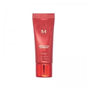 Missha - BB Cream - M Perfect Cover BB Cream RX 20ml 21 - Light Beige