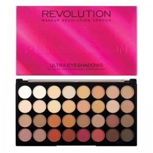 Makeup Revolution - Lidschattenpalette - 32 Eyeshadow Palette Flawless 3 - Resurrection