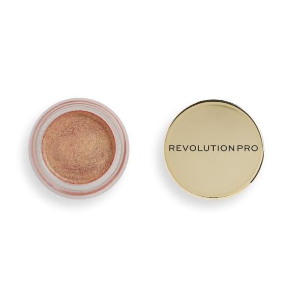 Revolution Pro - Cremelidschatten - Eye Lustre Cream Eyeshadow - Copper
