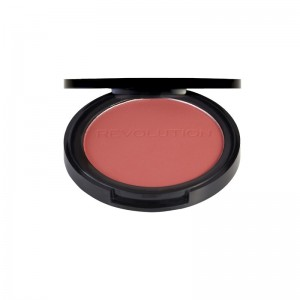 Makeup Revolution - Rouge - The Matte Blush - New Rules