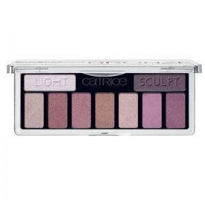 Catrice - Lidschattenpalette - The Blazing Bronze Collection Eyeshadow Palette 010