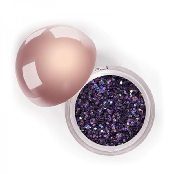LASplash Cosmetics - Loser Glitter - Crystallized Glitter - Bachelorette Blush