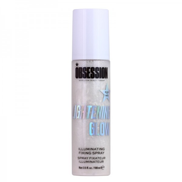 Makeup Obsession - Fixierspray - Fix & Glow Spray Lightening