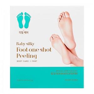 Holika Holika - Baby Silky Foot One Shot Peeling