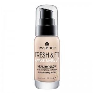 essence - fresh & fit awake make up - fresh honey