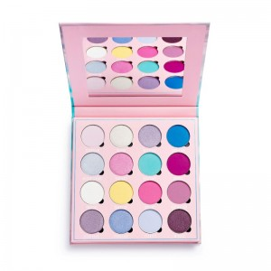 Makeup Obsession - Lidschattenpalette - Dream With Vision Eyeshadow Palette