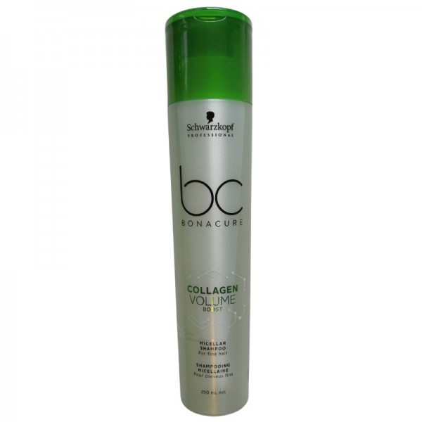 Schwarzkopf - BC Collagen Volume Boost Micellar Shampoo - 250ml