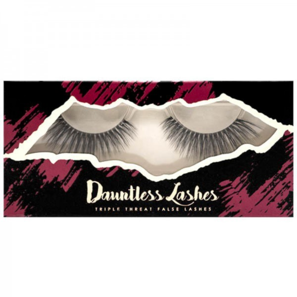 LASplash Cosmetics - Falsche Wimpern - Dauntless Synthetic Mink Lashes - 15822 Prowl