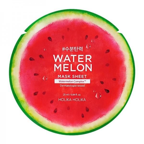 Holika Holika - Gesichtsmaske - Watermelon Mask Sheet
