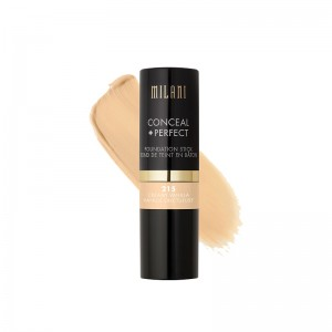 Milani - Foundation - Conceal & Perfect Foundation Stick  - 215 Creamy Vanilla