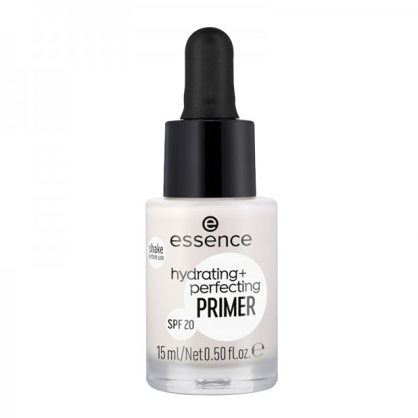 essence - hydrating + perfecting primer