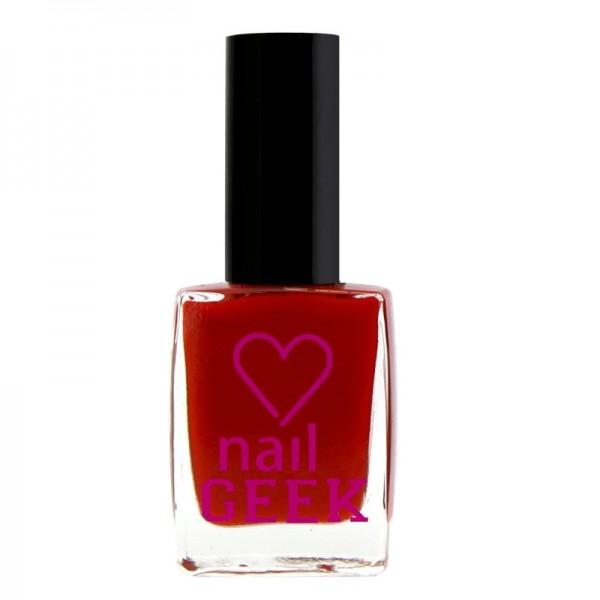 I Heart Makeup - Nagellack - Nail Geek - Furious