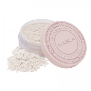Nabla - Puder - Close-Up Baking & Setting Powder - Translucent