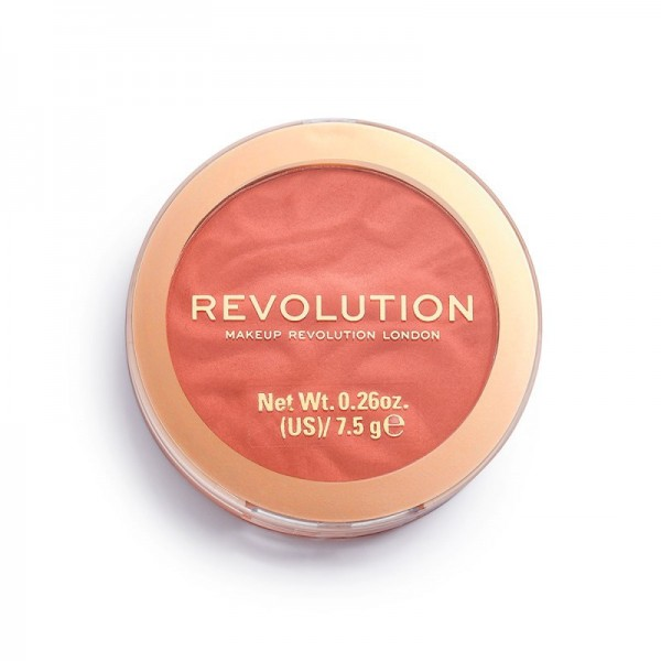 Revolution - Rouge - Blusher Reloaded - Baked Peach
