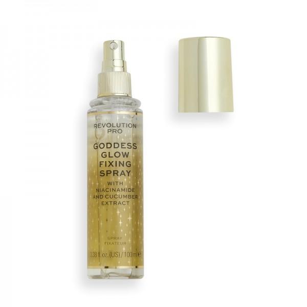 Revolution Pro - Fixierspray - Goddess Glow Fixing Spray