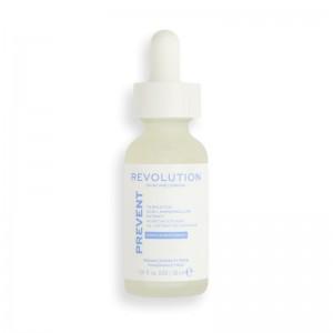 Revolution - Siero per il viso - Skincare 1% Salicylic Acid + Marshmallow Extract Serum