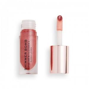 Revolution - Lip Gloss - Shimmer Bomb Lipgloss - Distortion