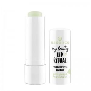 essence - Lipbalm - my beauty lip ritual repairing balm - 01 repairing