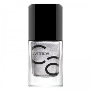 Catrice - ICONails Gel Lacquer 81 - Metal Speaks Louder Than Words