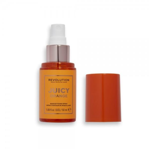 Revolution - Fixierspray - Neon Heat Juicy Orange Makeup Fixing Spray