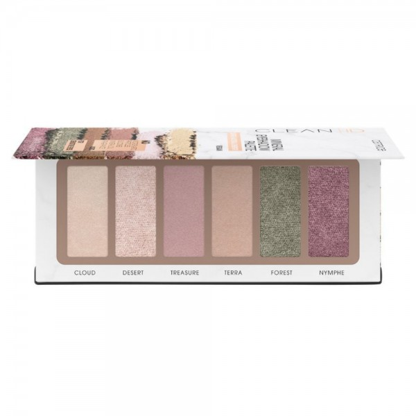 Catrice - Palette di ombretti - Clean ID Mineral Eyeshadow Palette Super-Natural Energy - 030 Force Of Nature