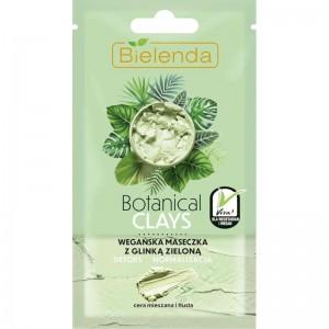 Bielenda - Botanical Clays Vegan Mask With Green Clay