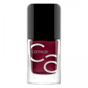 Catrice - Nagellack - ICONails Gel Lacquer 82 - Get Lost In Red You Love