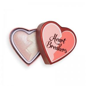 I Heart Revolution - Highlighter - Heartbreakers Highlighter - Unique