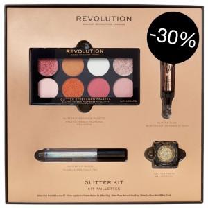 Makeup Revolution - Makeup Set - Glitter Kit