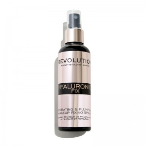 Makeup Revolution - Fixing Spray - Hyaluronic Fixing Spray V4