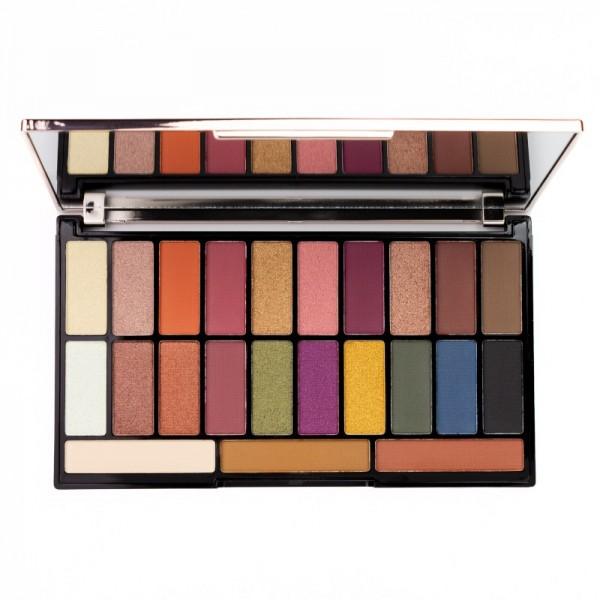 Makeup Revolution - Lidschattenpalette - Revolution X Tammi Tropical Paradise Palette