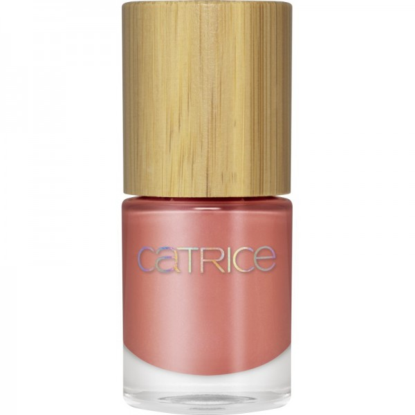 Catrice - Pure Simplicity Nail Colour - C03 Coral Crush