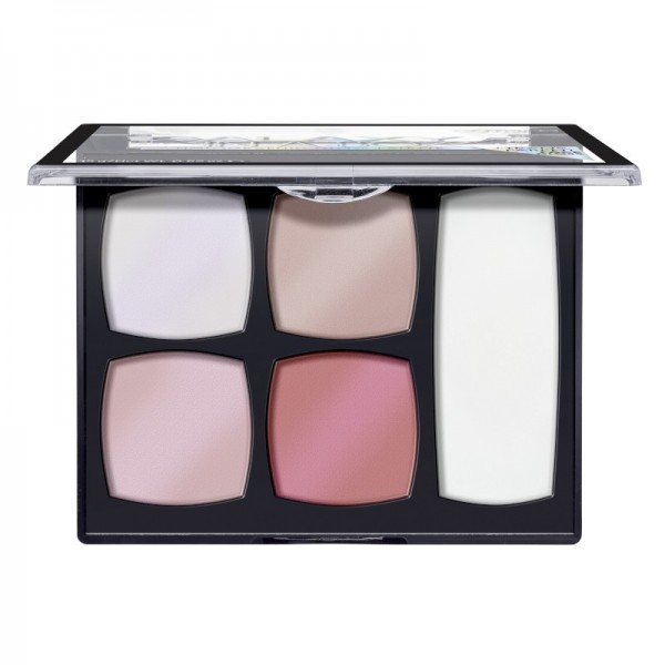 Catrice - Highlighterpalette - Galaxy In A Box Holographic Glow Palette - 010