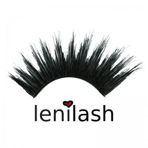 lenilash - Falsche Wimpern - Nr. 107 - Schwarz