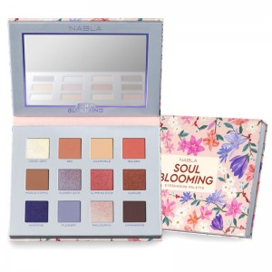 Nabla - Lidschattenpalette - Soul Blooming Eyeshadow Palette