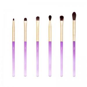 Nabla - Kosmetikpinselset - Amethyst Detail Eye Brush Set