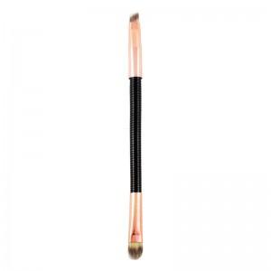 Makeup Revolution - Kosmetikpinsel - Brush Flex - Brow and Shade