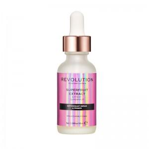 Revolution - Serum & Primer - Skincare Superfruit Extract