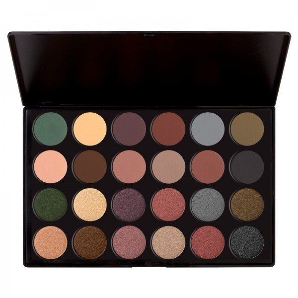 J.Cat - 24 Eyeshadow Palette - Santa Monica