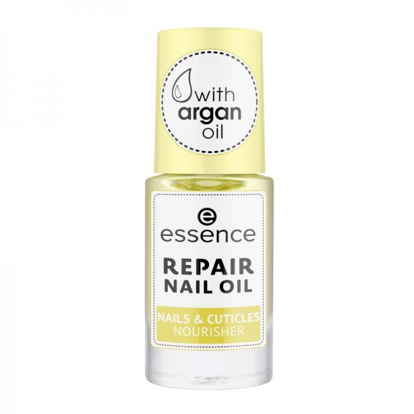 essence - repair nail oil - nails & cuticles nourisher