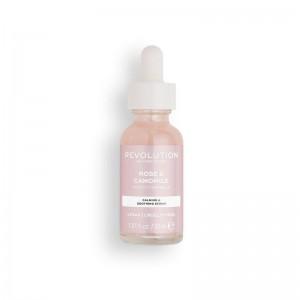 Revolution - Serum - Skincare Rose & Camomile Serum