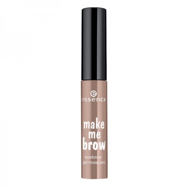 essence - make me brow - eyebrow gel mascara 01 - blondy brows