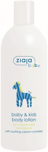 Ziaja - Baby-Pflegecreme - Baby & Kids Lotion - 1 Month and older