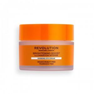 Revolution - Skincare Brightening Boost Ginseng Eye Cream